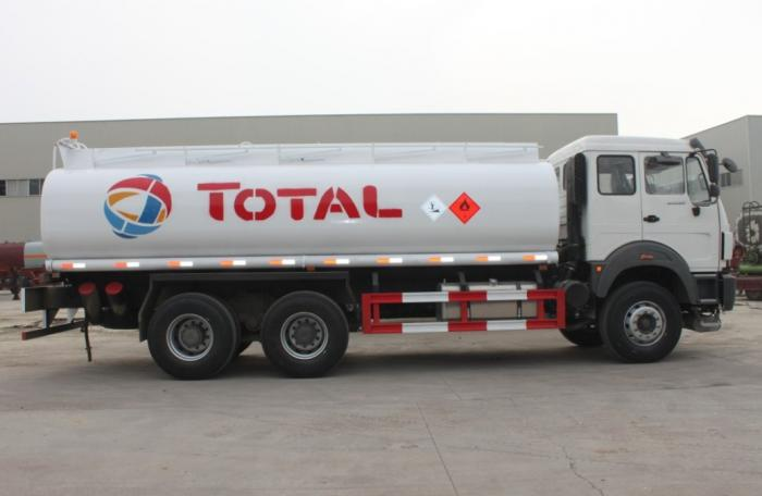 North Benz   20000 Liters fuel tanker