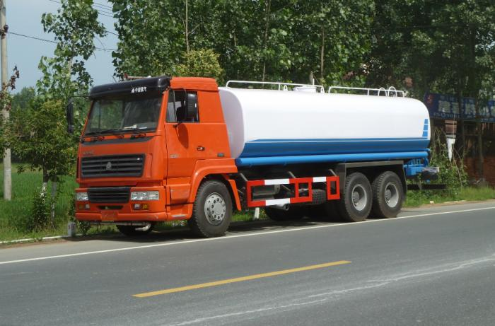 STYRE KING 25M3 water truck