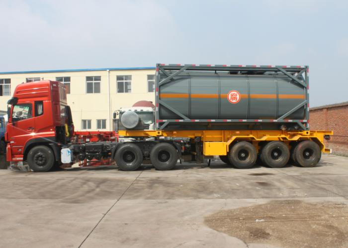 20ft HCL tank container