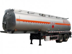 China supplier 30 CBM fuel tanker trailer