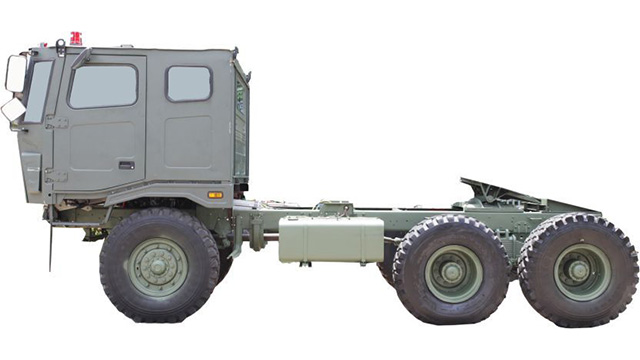 6×6 Haulage Vehicle