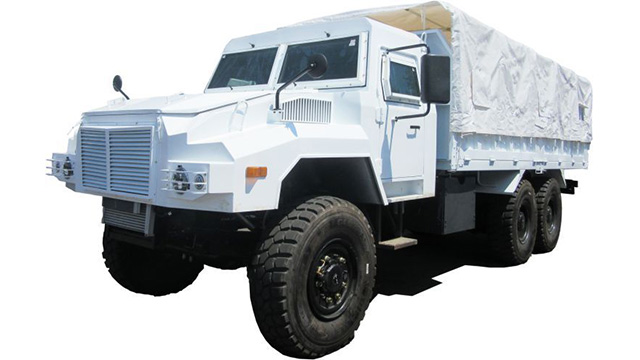 6×6 muti-purpose Armoured Troops Carry Vehicle