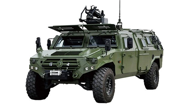 4×4  Armoured Assault Vehicle